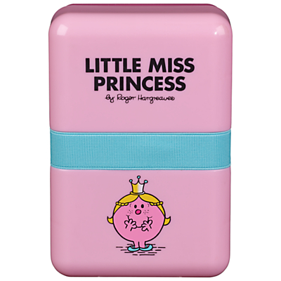 Mr Men Little Miss Princess Lunch Box