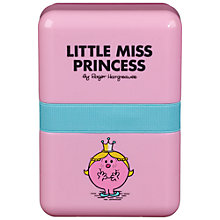 Buy Mr Men Little Miss Princess Lunch Box Online at johnlewis.com