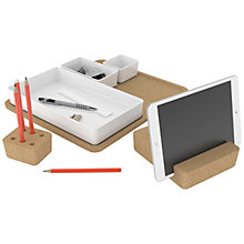 Buy Homeworks Modular Organisation Tray Online at johnlewis.com