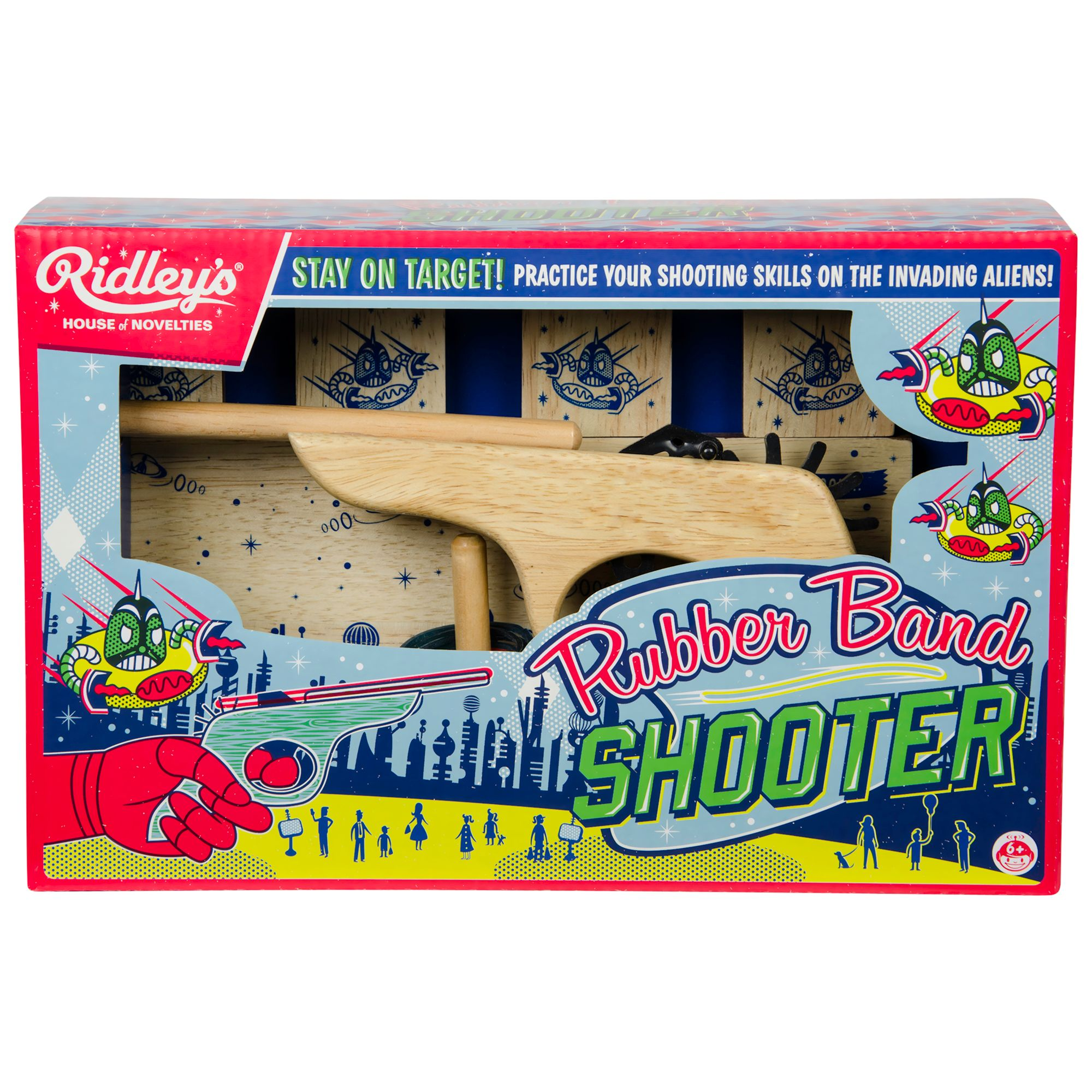 Ridley's Ridley's Rubber Band Shooter