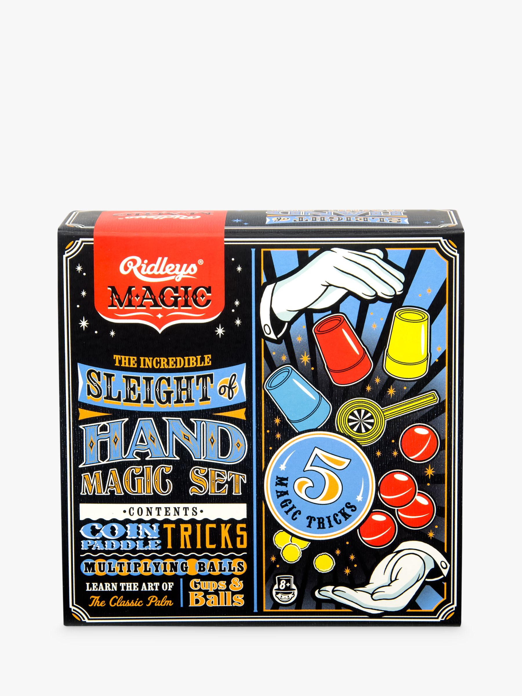 Ridley's Ridley's Hand Magic Set