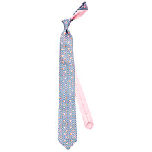 Buy Thomas Pink Elephant Family Printed Tie Online at johnlewis.com