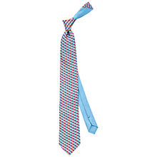 Buy Thomas Pink Elephant Print Tie Online at johnlewis.com