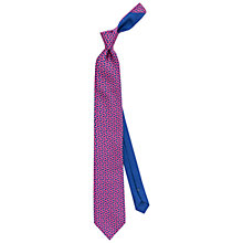 Buy Thomas Pink Squirrel Print Tie Online at johnlewis.com