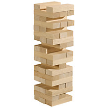 Buy John Lewis Topple Blocks Game Online at johnlewis.com