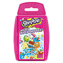 Buy Top Trumps Shopkins Online at johnlewis.com