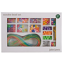Buy John Lewis Scoubie Bead Set Online at johnlewis.com