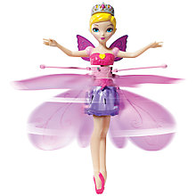 Buy Flutterbye Flying Fairy Princess Toy Online at johnlewis.com