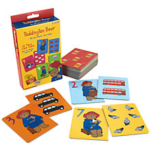 Buy Paddington Bear Mix And Match Card Game Online at johnlewis.com