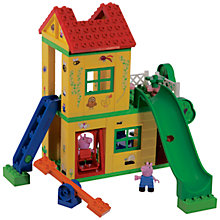 Buy Peppa Pig Playhouse Construction Set Online at johnlewis.com