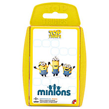 Buy Top Trumps Minions Online at johnlewis.com