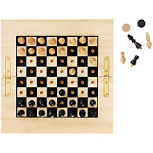 Buy John Lewis Chess & Draughts Travel Game Online at johnlewis.com