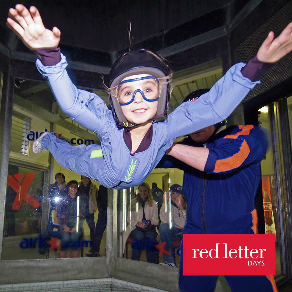 Red Letter Days Red Letter Days Kids Indoor Skydiving for Two