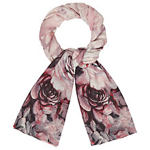Buy Phase Eight Alice Printed Scarf, Multi Online at johnlewis.com