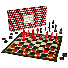 Buy Ridley's Chess and Draughts Online at johnlewis.com