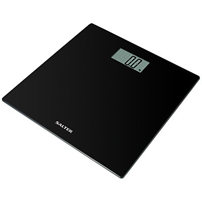 Salter Glass Digital Platform Bathroom Scale