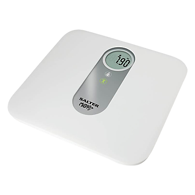 Salter MiBaby Mother and Baby Digital Bathroom Scale with PC Tracking Software