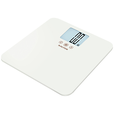 Salter Max Electronic Memo Personal Bathroom Scale