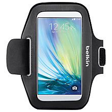 Buy Belkin Sport-Fit Armband for Galaxy S6 Online at johnlewis.com