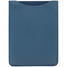 Buy Mulberry Blossom Sleeve for iPad Air & iPad Air 2, Mandarin Calf Nappa Online at johnlewis.com