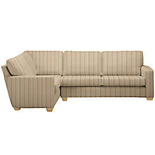 Buy John Lewis Gino LHF Corner End Sofa, Telma Putty Online at johnlewis.com