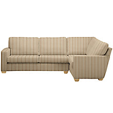 Buy John Lewis Gino RHF Corner End Sofa, Telma Putty Online at johnlewis.com