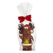 Buy Milk Chocolate Reindeer Online at johnlewis.com
