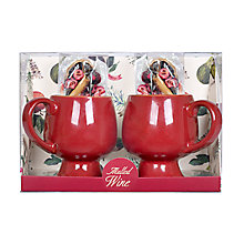 Buy Mulled Wine Mugs Online at johnlewis.com