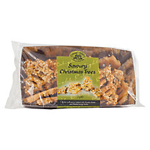 Buy Cottage Delight, Savoury Christmas Tree Nibbles, 125g Online at johnlewis.com