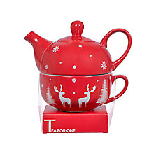 Buy Tea for One Set Online at johnlewis.com