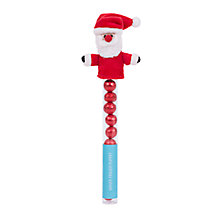 Buy Santa Finger Puppet Online at johnlewis.com