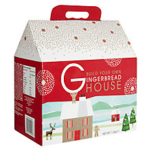 Buy Create A Treat Build Your Own Gingerbread House Online at johnlewis.com