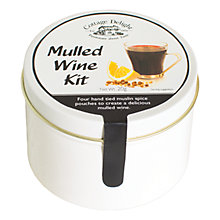 Buy Cottage Delight Mulled Wine In A Tin, 20g Online at johnlewis.com