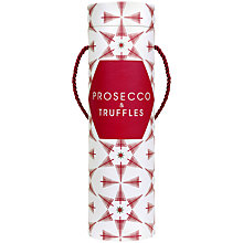 Buy Prosecco Mini and Truffles Gift Set Online at johnlewis.com