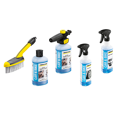 Kärcher Accessory Car Cleaning Kit