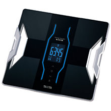 Buy Tanita RD-901 Body Composition Monitor Scales, Black Online at johnlewis.com