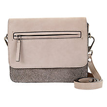 Buy Mint Velvet Sofie Mini Cross Body Bag, Mink Online at johnlewis.com