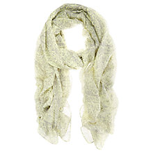 Buy Mint Velvet Alana Neon Scarf, Mint Online at johnlewis.com