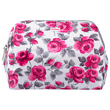 Buy Cath Kidston Frame Wash Bag, Painted Rose Online at johnlewis.com