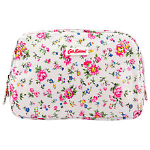 Buy Cath Kidston Box Cosmetic Bag, Bramley Sprig Online at johnlewis.com