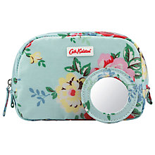 Buy Cath Kidston Box Make-up Case, Park Rose Online at johnlewis.com