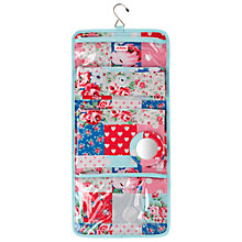 Buy Cath Kidston Cosmetic Roll Case, Patchwork Online at johnlewis.com