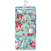 Buy Cath Kidston Cosmetic Roll Case, Park Rose Online at johnlewis.com