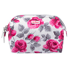 Buy Cath Kidston Frame Cosmetic Bag, Painted Rose Online at johnlewis.com