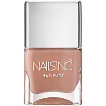 Buy Nails Inc. Nail Pure Nail Polish, 14ml Online at johnlewis.com