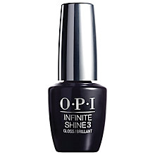 Buy OPI Infinite Shine 3 Top Coat, 15ml Online at johnlewis.com