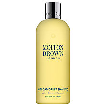 Buy Molton Brown Men's Anti-dandruff Shampoo, 300ml Online at johnlewis.com