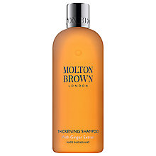 Buy Molton Brown Men's Thickening Shampoo, 300ml Online at johnlewis.com