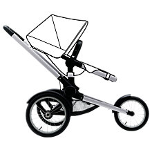 Buy Bugaboo Runner Pushchair Base Online at johnlewis.com