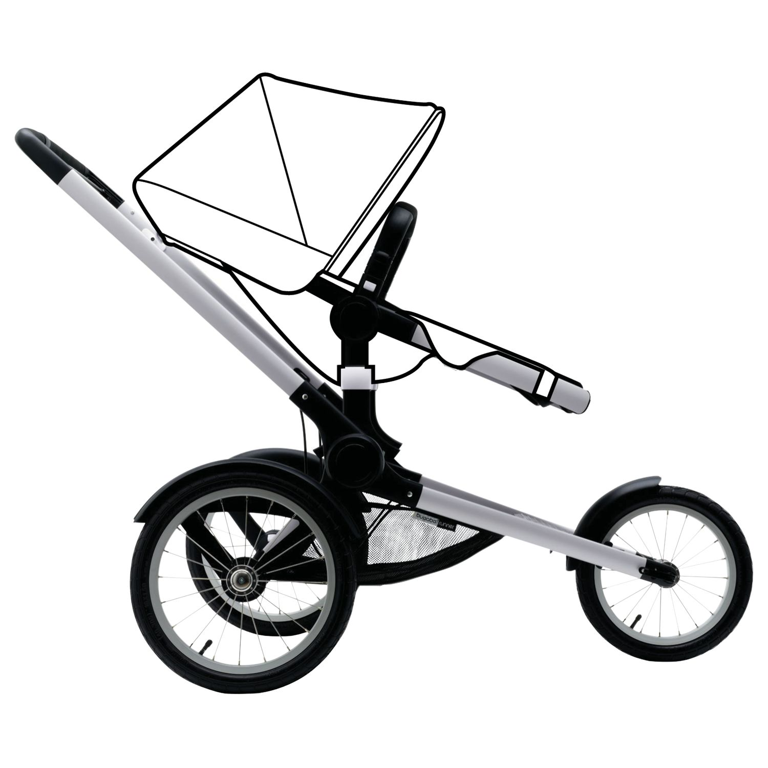Bugaboo Bugaboo Runner Pushchair Base